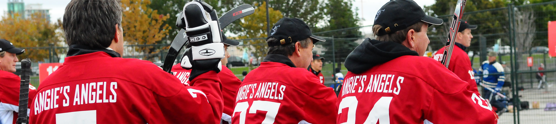 Road Hockey to Conquer Cancer - 2017 - The Princess Margaret Cancer Foundation